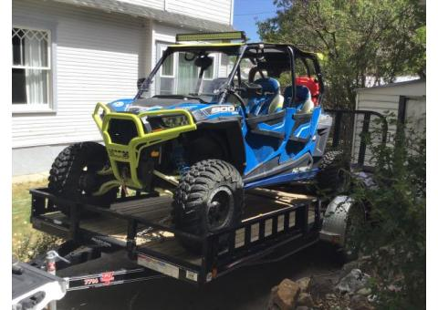 2015 RZR 900-4